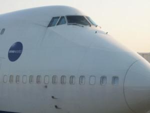 747 Nose